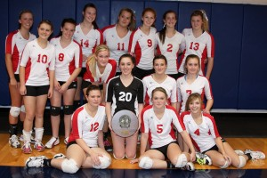 Girls VB 2010
