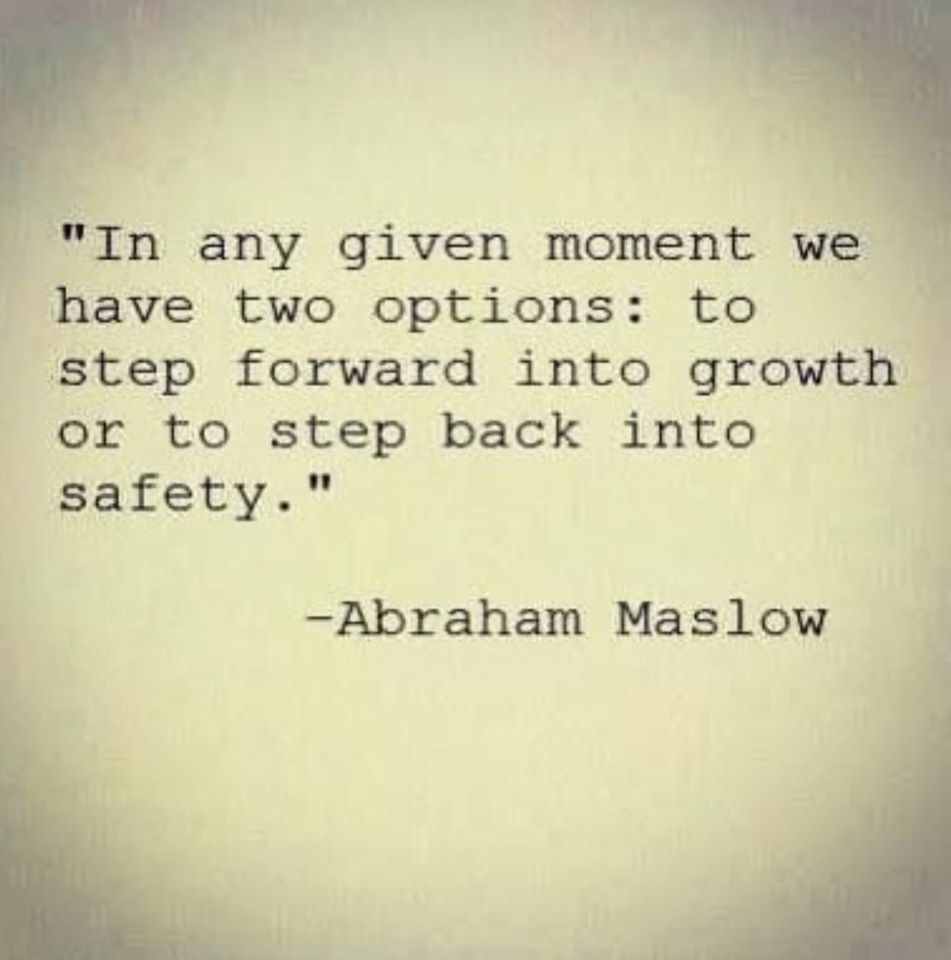 Correct Maslow Post